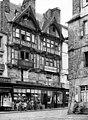 Maisons - Façade sur rue - Saint-Lô - Médiathèque de l'architecture et du patrimoine - APMH00002792.jpg