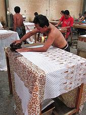 Decorative Painting Batik