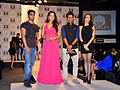 Malaika, Sameera & Prateik at Cotton Council of India's Lets Design 4 contest 2.jpg