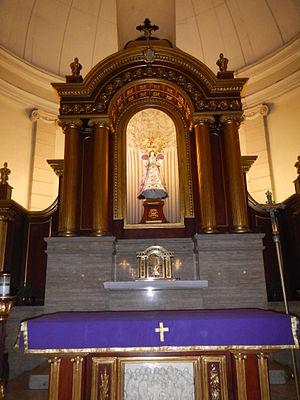 Malate Church - Image: Malatechurchjf 0906 02