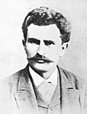 Errico Malatesta - Errico Malatesta around the 1890s