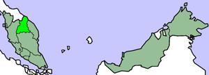 Lokasi Kelantan