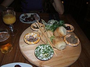 Bigilla - Image: Maltese Platters
