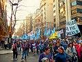 Manifestación Avenida de Mayo y Chacabuco.jpg