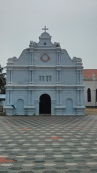 Pallippuram, Ernakulam - Manjumatha Our Lady of Snow Basilica (old Church)