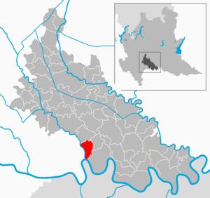 Orio Litta - Image: Map IT Lodi Orio Litta