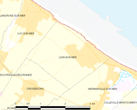 Map commune FR insee code 14365.png