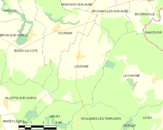 Map commune FR insee code 21357.png