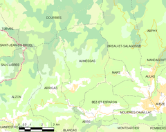 Map commune FR insee code 30025.png