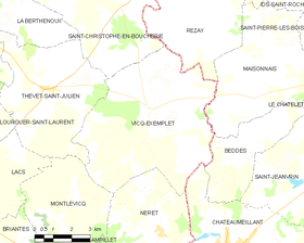 Map commune FR insee code 36236.png