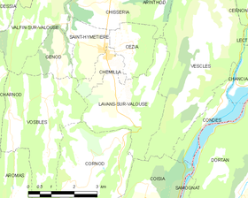Map commune FR insee code 39287.png
