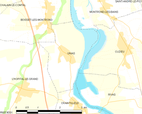 Map commune FR insee code 42315.png