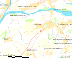 Map commune FR insee code 49223.png