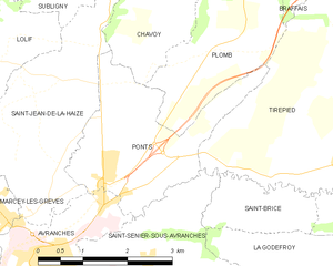 Map commune FR insee code 50411.png
