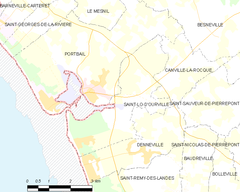 Map commune FR insee code 50503.png