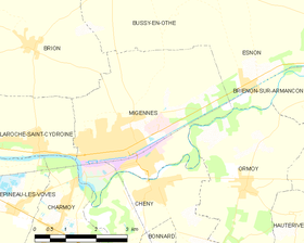 Map commune FR insee code 89257.png