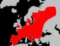 Mapa Mustela putorius.png