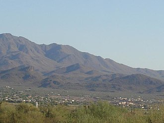 Marana, Arizona - Marana has dozens of miles of hiking trails, including those in the Tortolita Mountains.