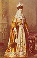 Maria Fedorovna in Russian costume by C.Bergamasco (1883).jpg