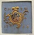 Maria Steinbach Kirchhof Wappen Württemberg 1753.jpg