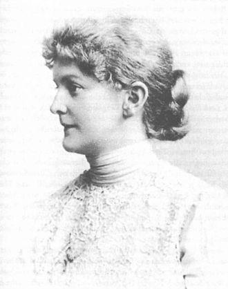 Marie Steiner-von Sivers - Marie Steiner-von Sivers 1903