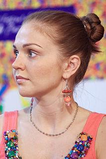 Marina Devyatova Russian singer