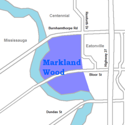 Markland Wood Wikipedia