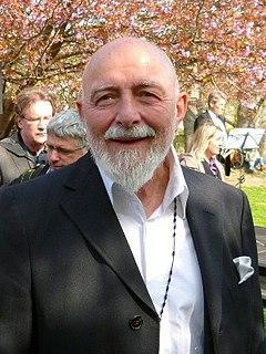 Markus Lüpertz German artist