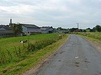 Marlemont (Ardennes) city limit sign.JPG