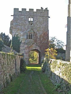 West Tanfield - Marmion Tower, West Tanfield