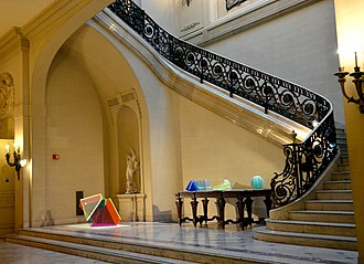 New York University Institute of Fine Arts - Great Hall Exhibitions Series: Marta Chilindron's work at the Institute of Fine Arts
