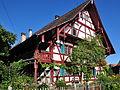 Marthalen - Wohnhaus, sogenanntes Altes Wirtshaus, Schaffhauserstrasse 3 2011-09-20 15-54-54 ShiftN.jpg