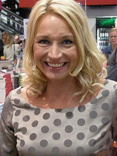 Martina Haag Swedish actress and author