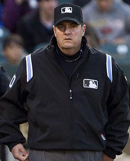 Marty Foster American baseball umpire