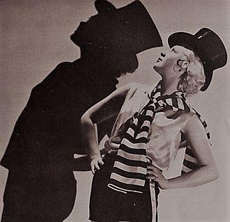 Mary Carlisle - Mary Carlisle, motion silhouette