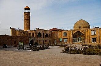 Imamzadeh Hamzah, Tabriz - Resting place of Hamzah, son of Musa al-Kadhim.