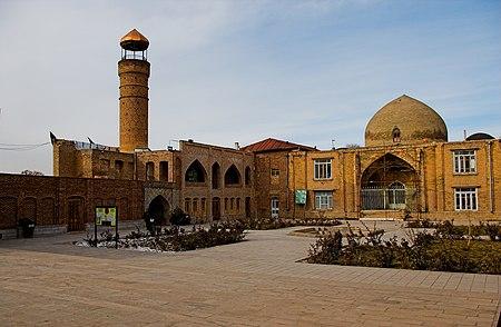 مسجد ومُجمَّع السيِّد حمزة إمام زاده.