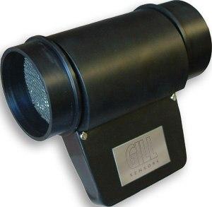 Mass flow sensor - A mass airflow sensor