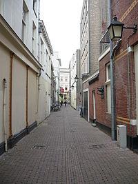 Massegast richting Oudegracht te Utrecht.jpg