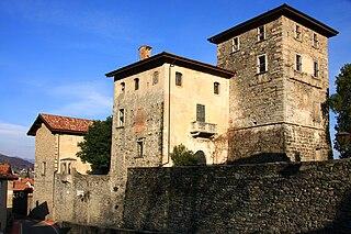 Visconti Castle (Massino)