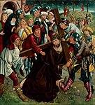 Master of the Freising Visitation - Christ Carrying the Cross - 1916.371 - Art Institute of Chicago.jpg