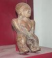 Masturberende vrouw - Precolombiaanse kunst - Museo Fray Enrique Mideros - Banos.jpg