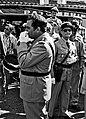 Maurice Risch et Louis de Funès 1978 — Tournage Le Gendarme et les Extra-terrestres.jpg
