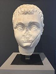 Portrait juvénile de Maxence (Ra 93 ter)