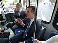 Mayor Garcetti announces new LADOT mobile app. (16573068632).jpg