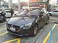 Mazda2 (DJ) Sedan in Bangkok Thailand 01.jpg