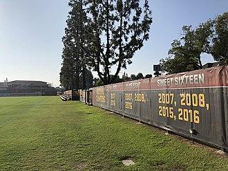 McAlister Field - Image: Mc Alister Field (USC) 3