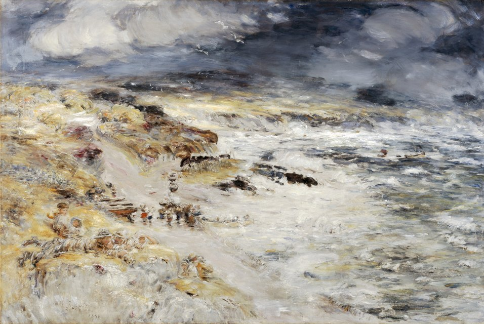 McTaggart, The Storm