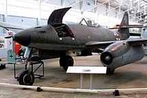 World War II produced many technologies that would revolutionize warfare, such as the Messerschmitt Me 262.