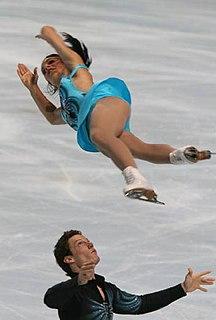 pair skating element